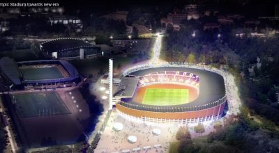 Scandinavian Express appointed as logistics operator for Helsinki Olympic Stadium